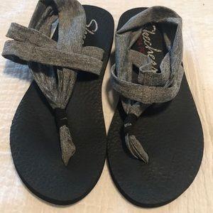 Skechers yoga sandals